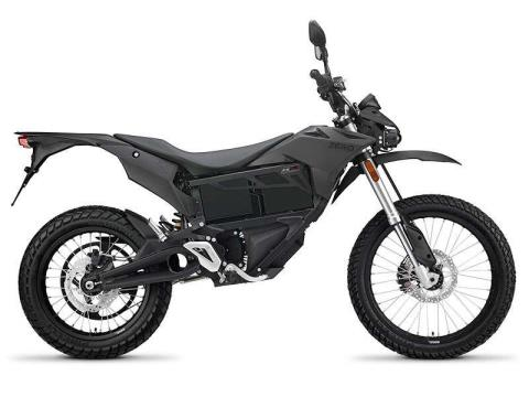 2015 Zero Motorcycles Zero FX™ Stealth Fighter ZF2.8 in Dayton, Ohio