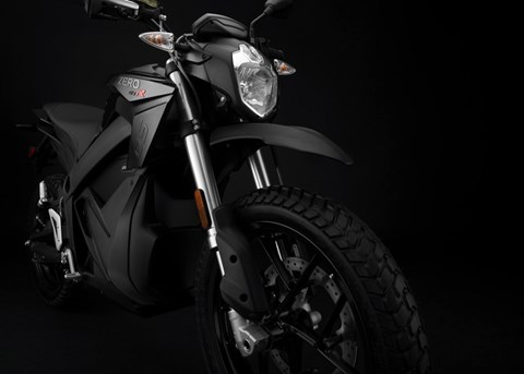 2016 Zero Motorcycles DSR ZF13.0 +Power Tank in Greensboro, North Carolina