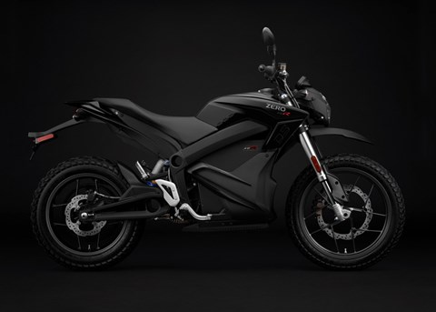 2016 Zero Motorcycles DSR ZF13.0 +Power Tank in Dayton, Ohio