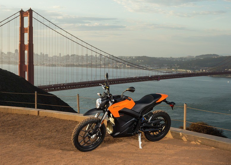 2016 Zero Motorcycles DS ZF13.0 +Power Tank in Costa Mesa, California