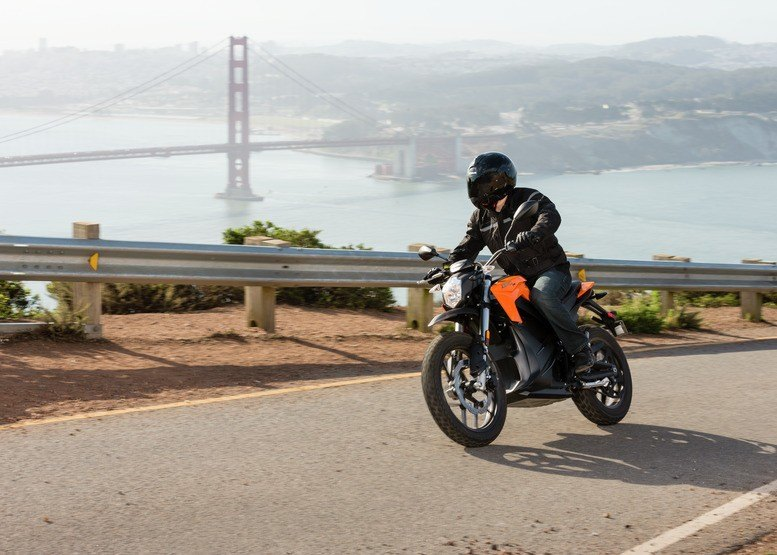 2016 Zero Motorcycles DS ZF9.8 in Greensboro, North Carolina