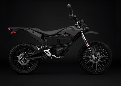 2016 Zero Motorcycles FX ZF6.5 in Dayton, Ohio