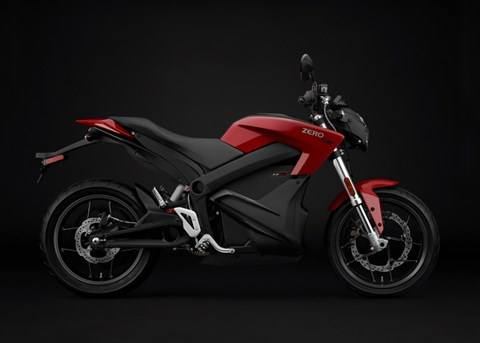 2016 Zero Motorcycles SR ZF13.0 +Power Tank in Greensboro, North Carolina