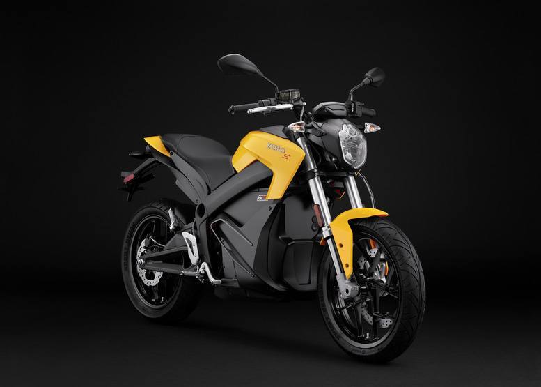 2016 Zero Motorcycles S ZF13.0 in Costa Mesa, California