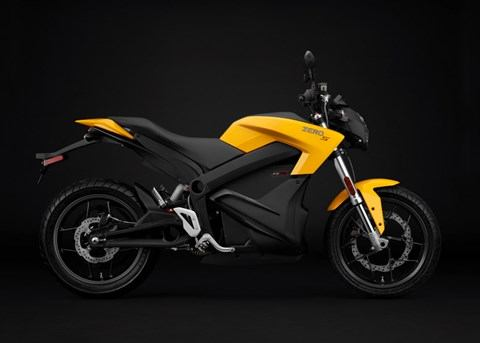 2016 Zero Motorcycles S ZF13.0 +Power Tank in Dayton, Ohio