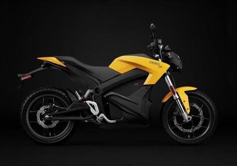 2016 Zero Motorcycles S ZF9.8 in Dayton, Ohio
