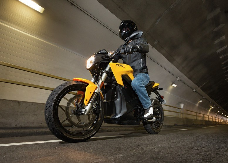 2016 Zero Motorcycles S ZF9.8 in San Bernardino, California