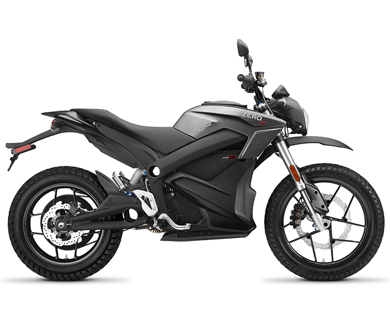 2017 Zero Motorcycles DSR ZF13.0 in Greensboro, North Carolina