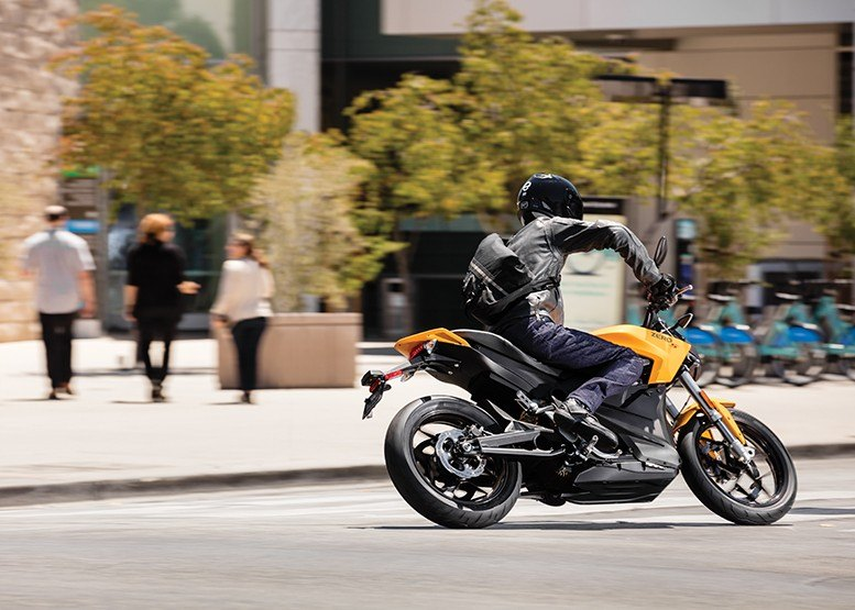 2017 Zero Motorcycles SR ZF13.0 in Costa Mesa, California