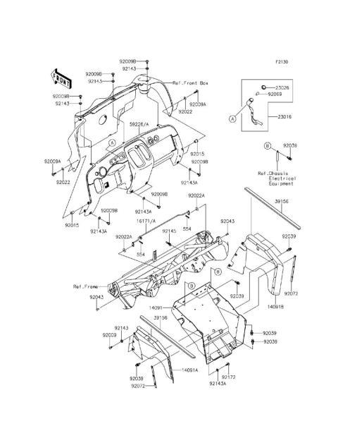 Tao Tao 110 Wiring Harness