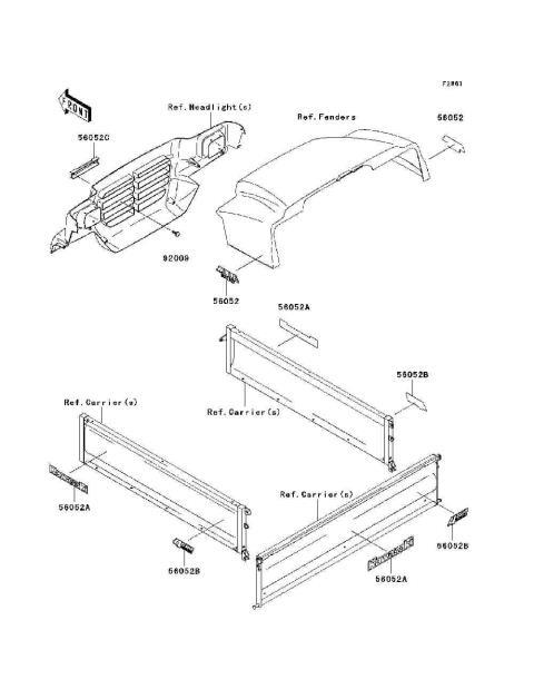 H7f Mule 3010 4x4 Hardwoods Green Hd Generatorignition Coil Diagram