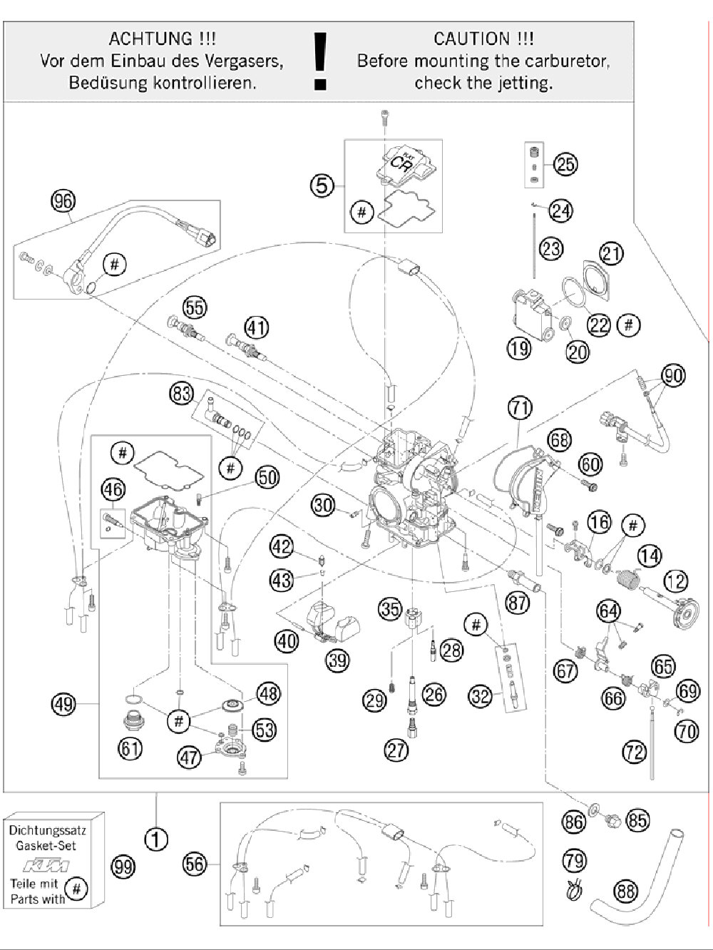 2008 Ktm 450 Engine Diagram Electrical Wiring Diagrams Fiche Parts 125
