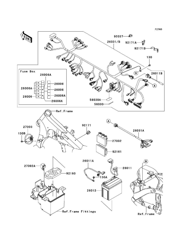 Kawasaki Vulcan 900 Fuse Box Wiring Library Diagram Copyright 1966 2018 Motors Corp Usa All Rights Reserved