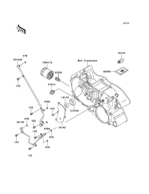 Parts Finder 2006 Kawasaki Atvs