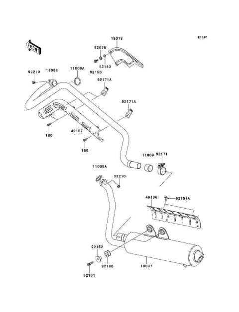 Ridgid 400 Parts Cable