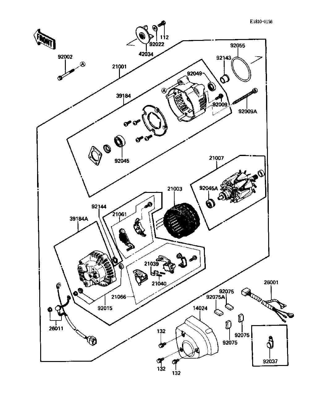 Parts Finder 1989 Kawasaki Motorcycles J Motors Massillon Oh Voyager Xii Wiring Diagram