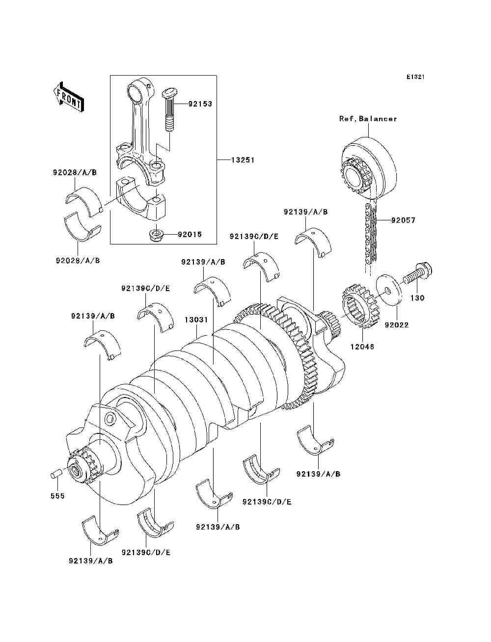 Vickery Motorsports Parts Look Up Kawasaki Zzr 1200 Wiring Diagram
