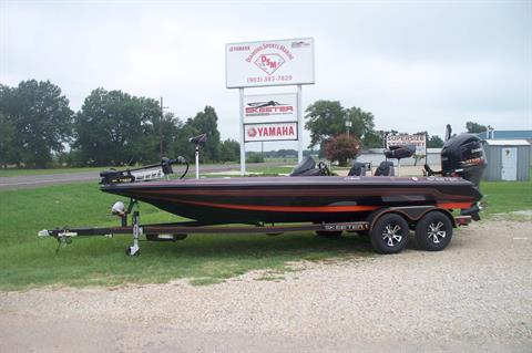 2018 Skeeter ZX250 in Yantis, Texas