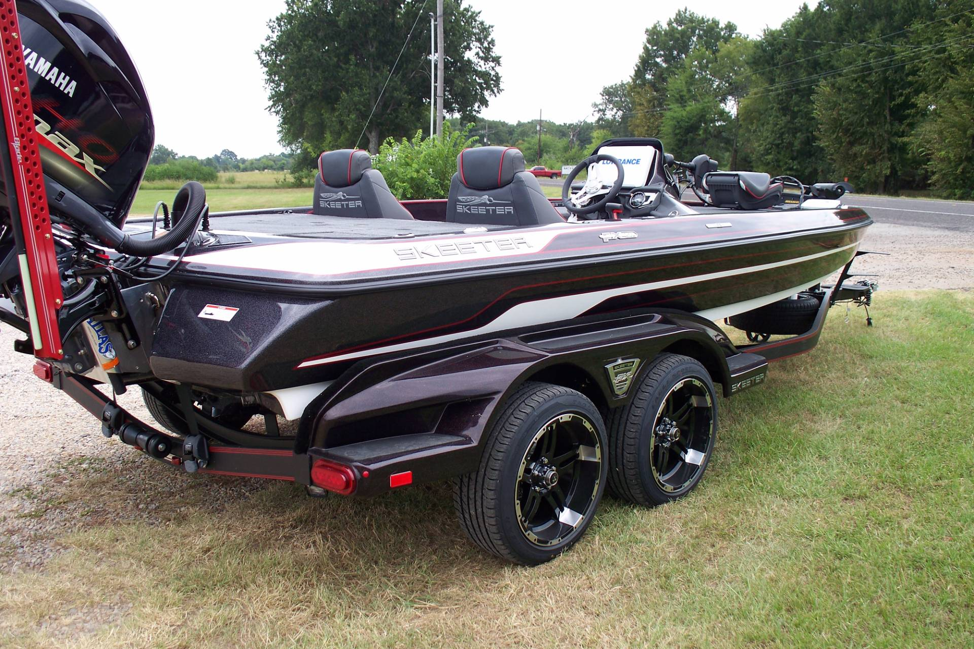 2018 Skeeter FX21LE in Yantis, Texas