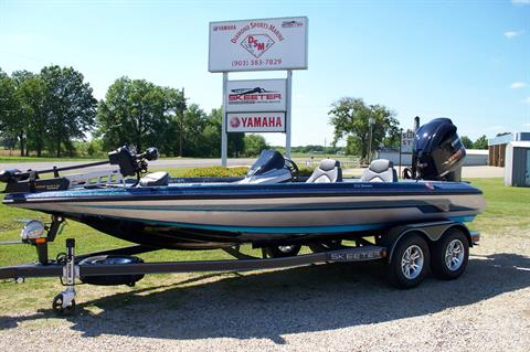 2018 Skeeter ZX225 in Yantis, Texas