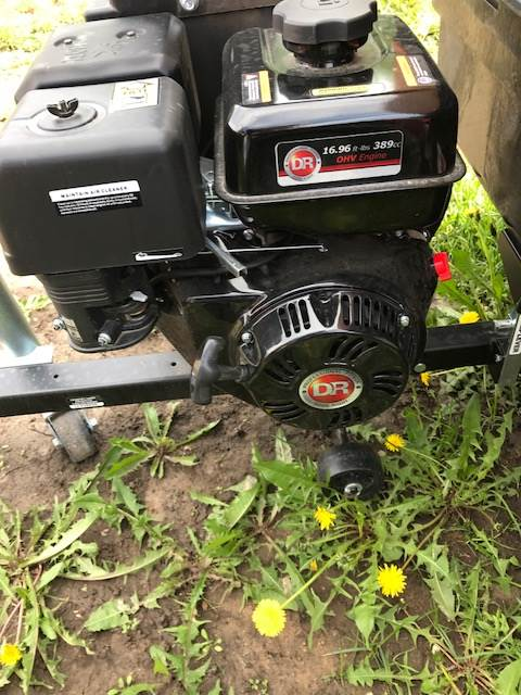 2015 Other DR PROFESSIONAL POWER LEAF AND LAWN VAC in Beaver Dam, Wisconsin