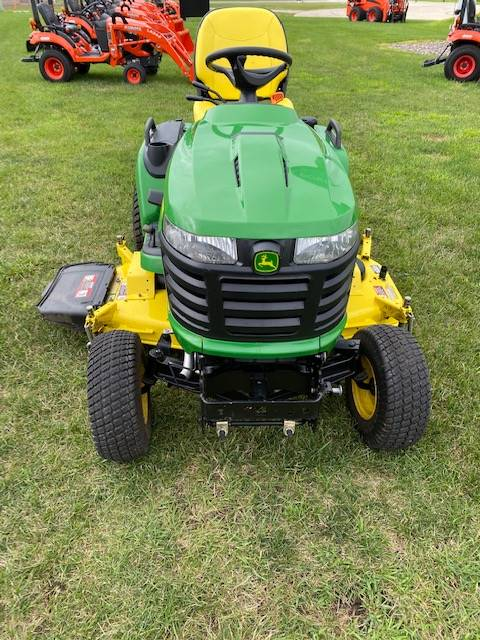 2015 John Deere X734 in Beaver Dam, Wisconsin - Photo 3