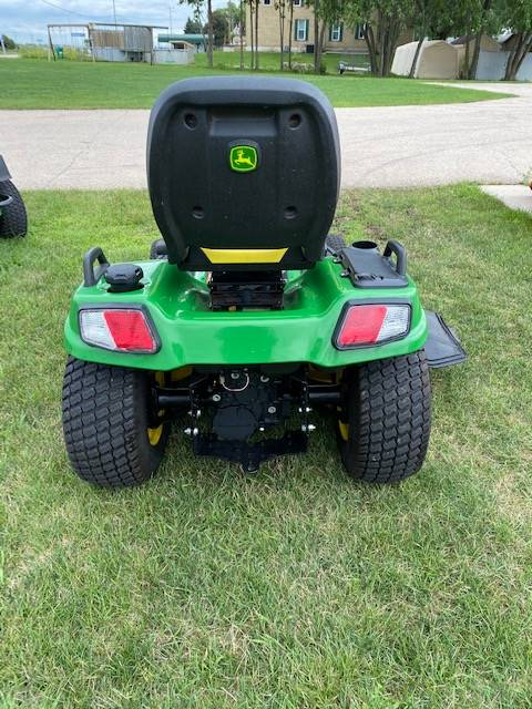 2015 John Deere X734 in Beaver Dam, Wisconsin - Photo 4