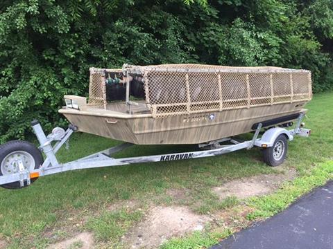 "2005 Other 2005 JOHN BOAT 15FT. 48"" BOTTOM 35HP MOTOR in Beaver Dam, Wisconsin"