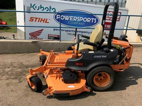 2015 SCAG Power Equipment SCZ72V-34CV-EFI in Beaver Dam, Wisconsin