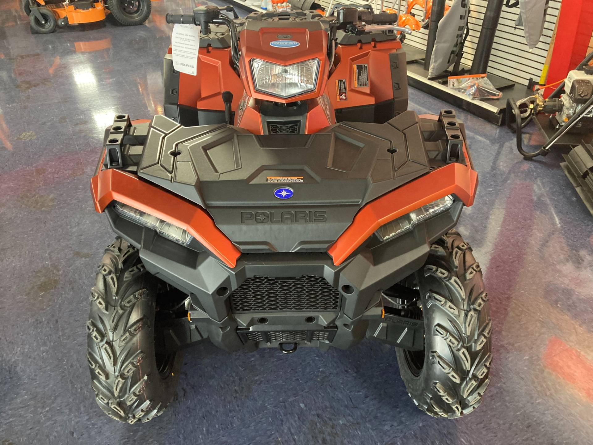 2021 Polaris Sportsman 850 Premium in Beaver Dam, Wisconsin - Photo 2
