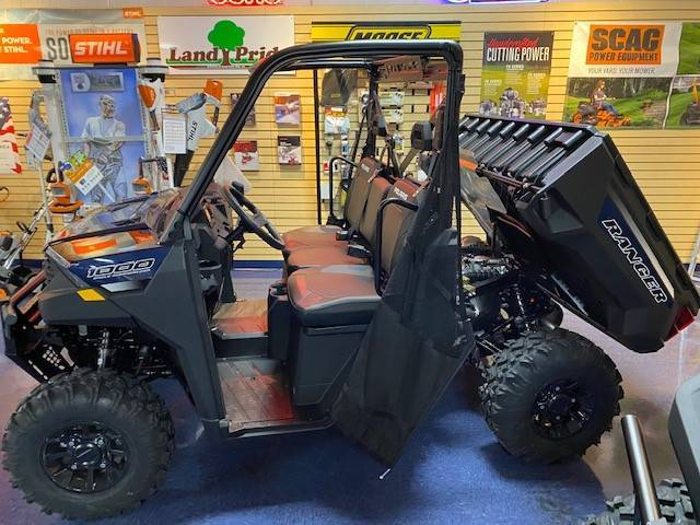2021 Polaris Ranger 1000 Premium in Beaver Dam, Wisconsin - Photo 3