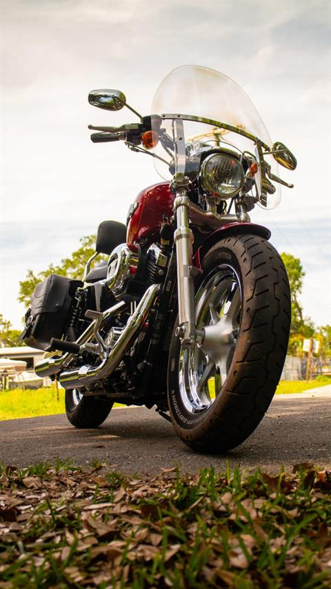 2013 Harley-Davidson XL1200CP in Lakeland, Florida - Photo 17