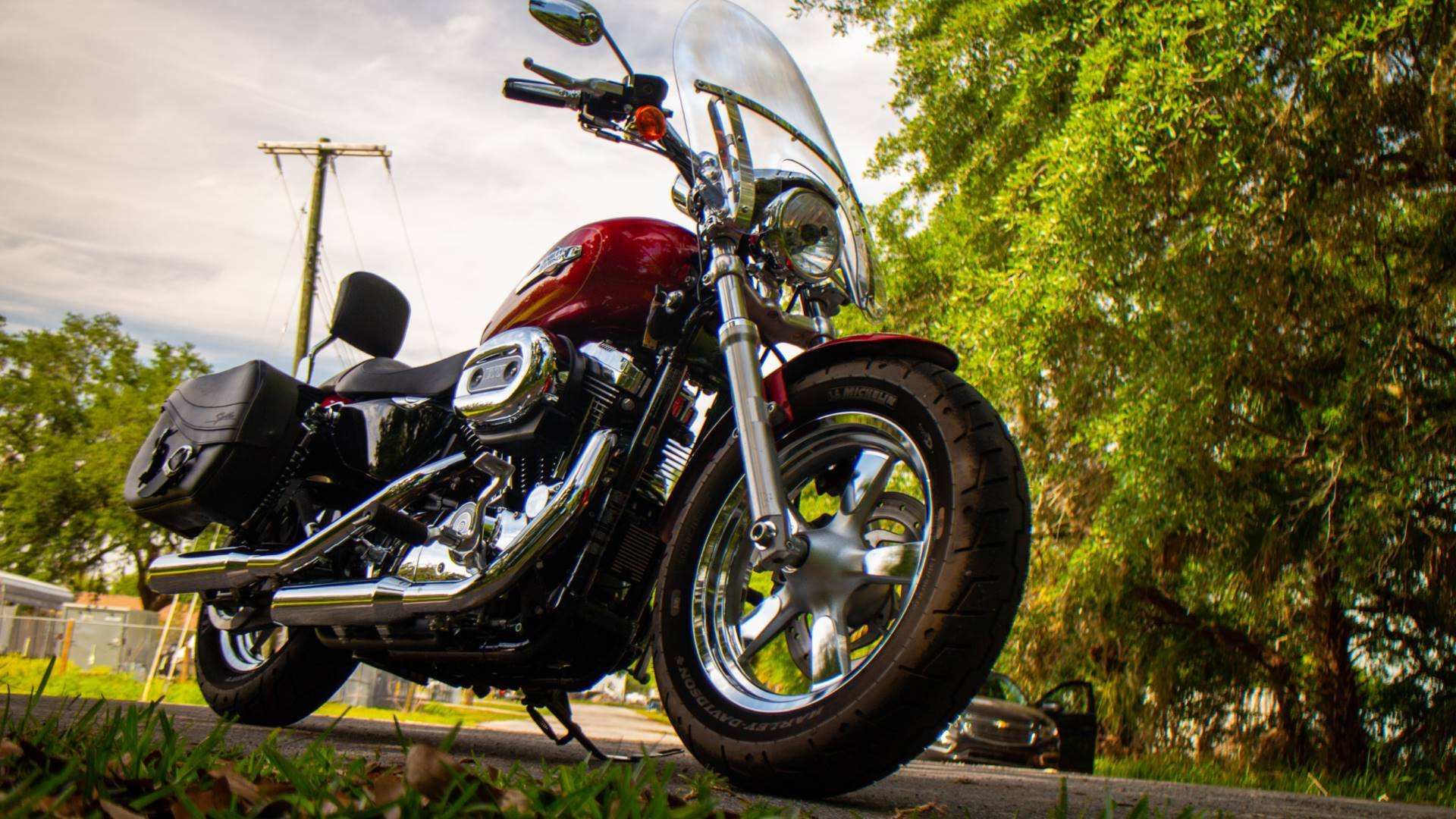 2013 Harley-Davidson XL1200CP in Lakeland, Florida - Photo 22