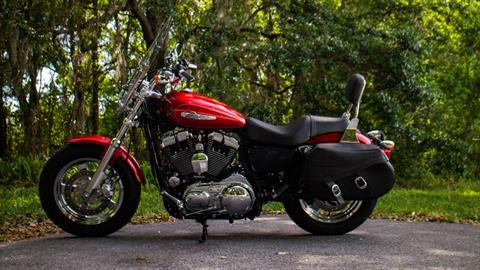 2013 Harley-Davidson XL1200CP in Lakeland, Florida - Photo 2