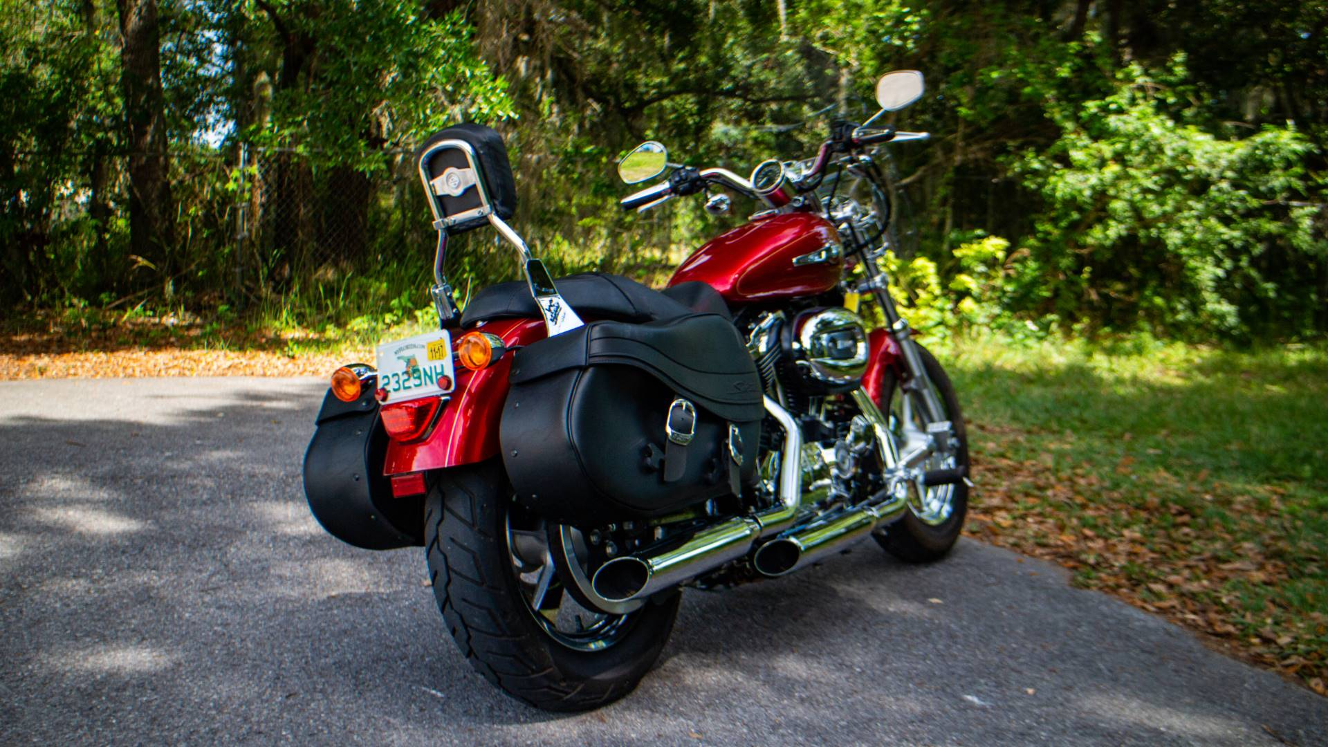 2013 Harley-Davidson XL1200CP in Lakeland, Florida - Photo 31