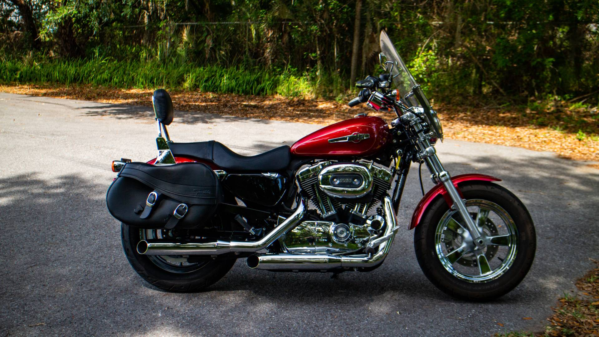 2013 Harley-Davidson XL1200CP in Lakeland, Florida - Photo 32