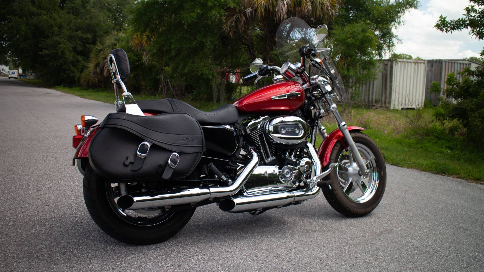 2013 Harley-Davidson XL1200CP in Lakeland, Florida - Photo 35