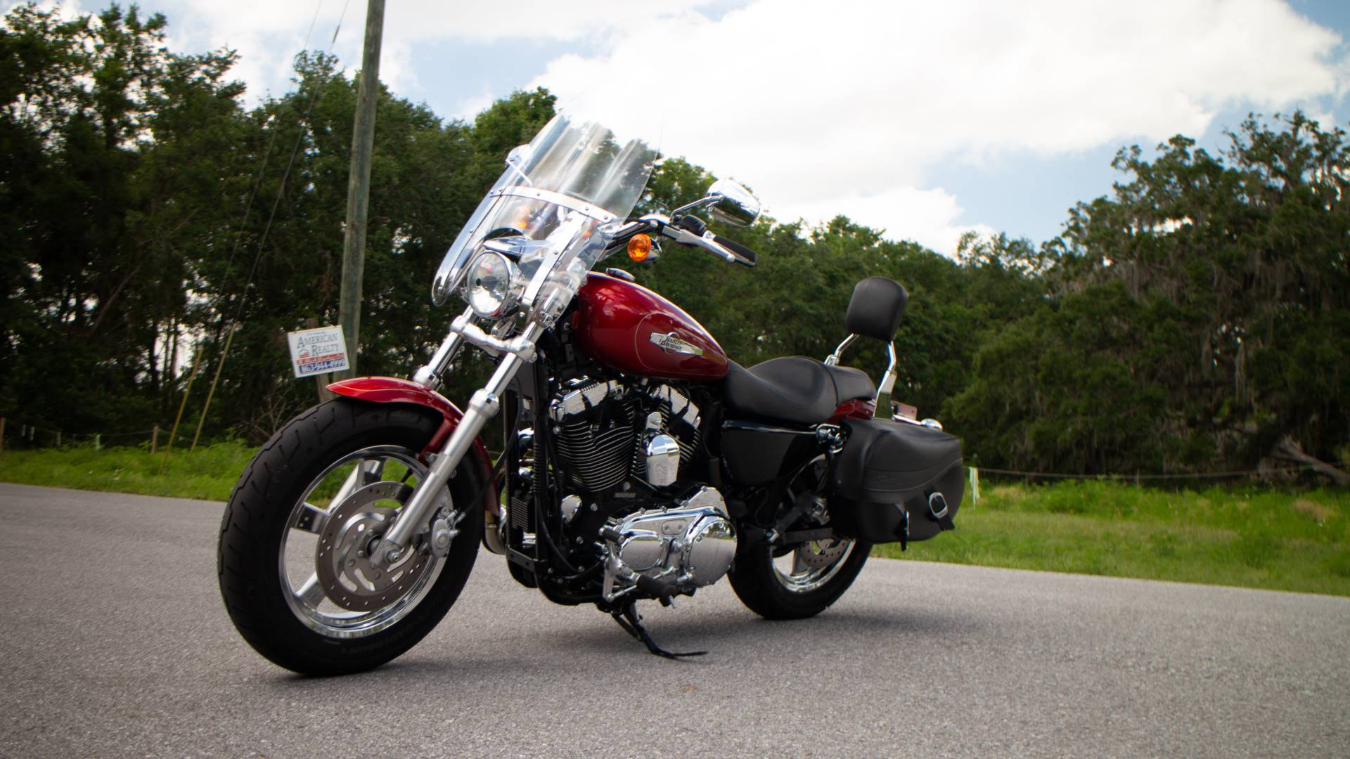2013 Harley-Davidson XL1200CP in Lakeland, Florida - Photo 43