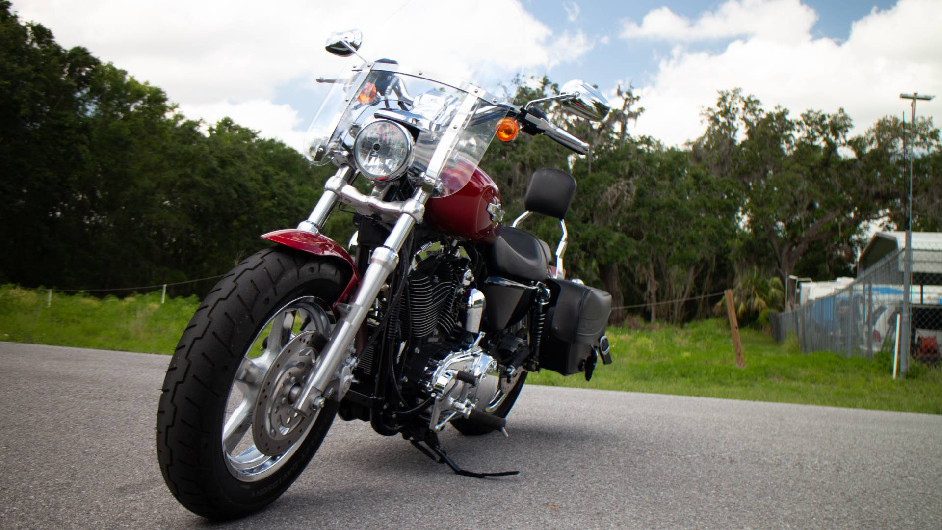 2013 Harley-Davidson XL1200CP in Lakeland, Florida - Photo 44