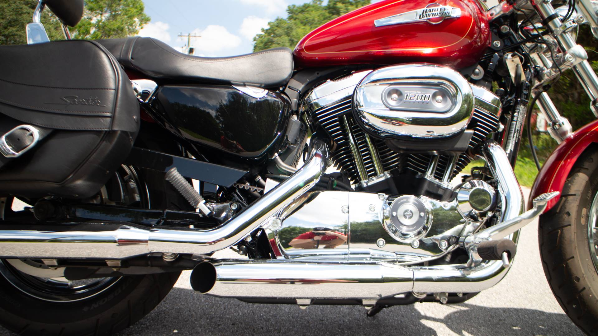 2013 Harley-Davidson XL1200CP in Lakeland, Florida - Photo 56