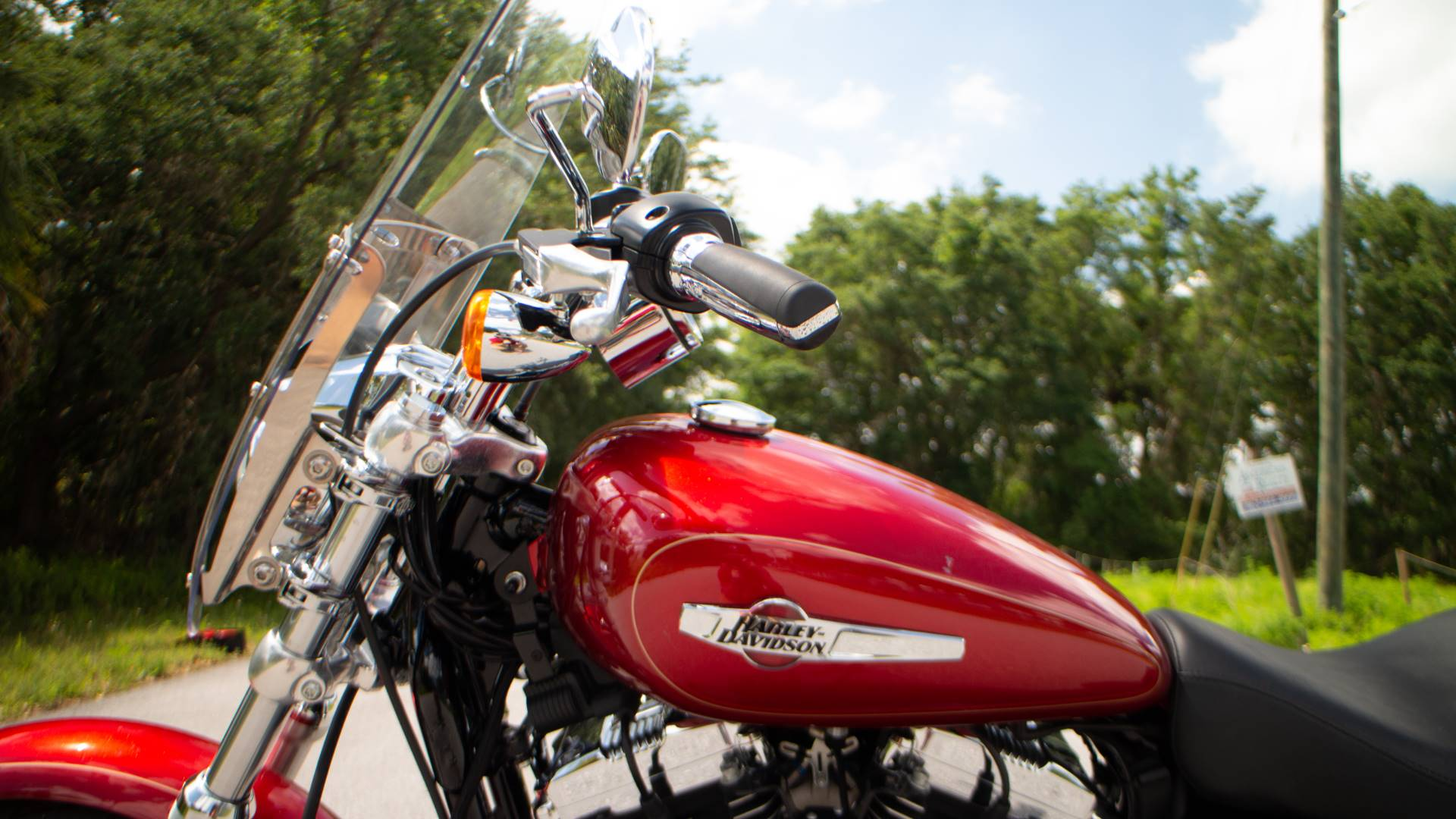 2013 Harley-Davidson XL1200CP in Lakeland, Florida - Photo 64