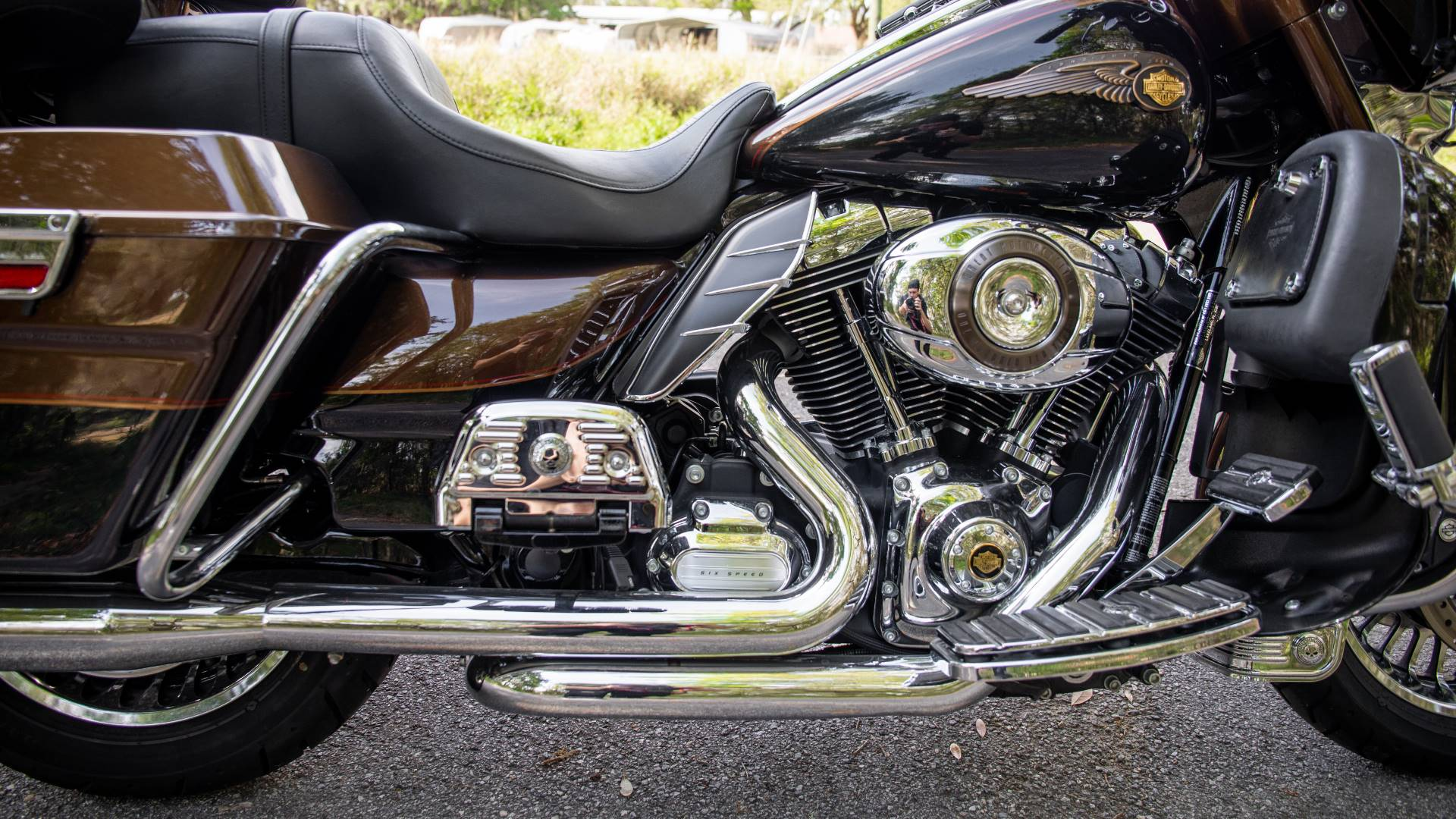 2013 Harley-Davidson Electra Glide® Ultra Limited 110th Anniversary Edition in Lakeland, Florida - Photo 3