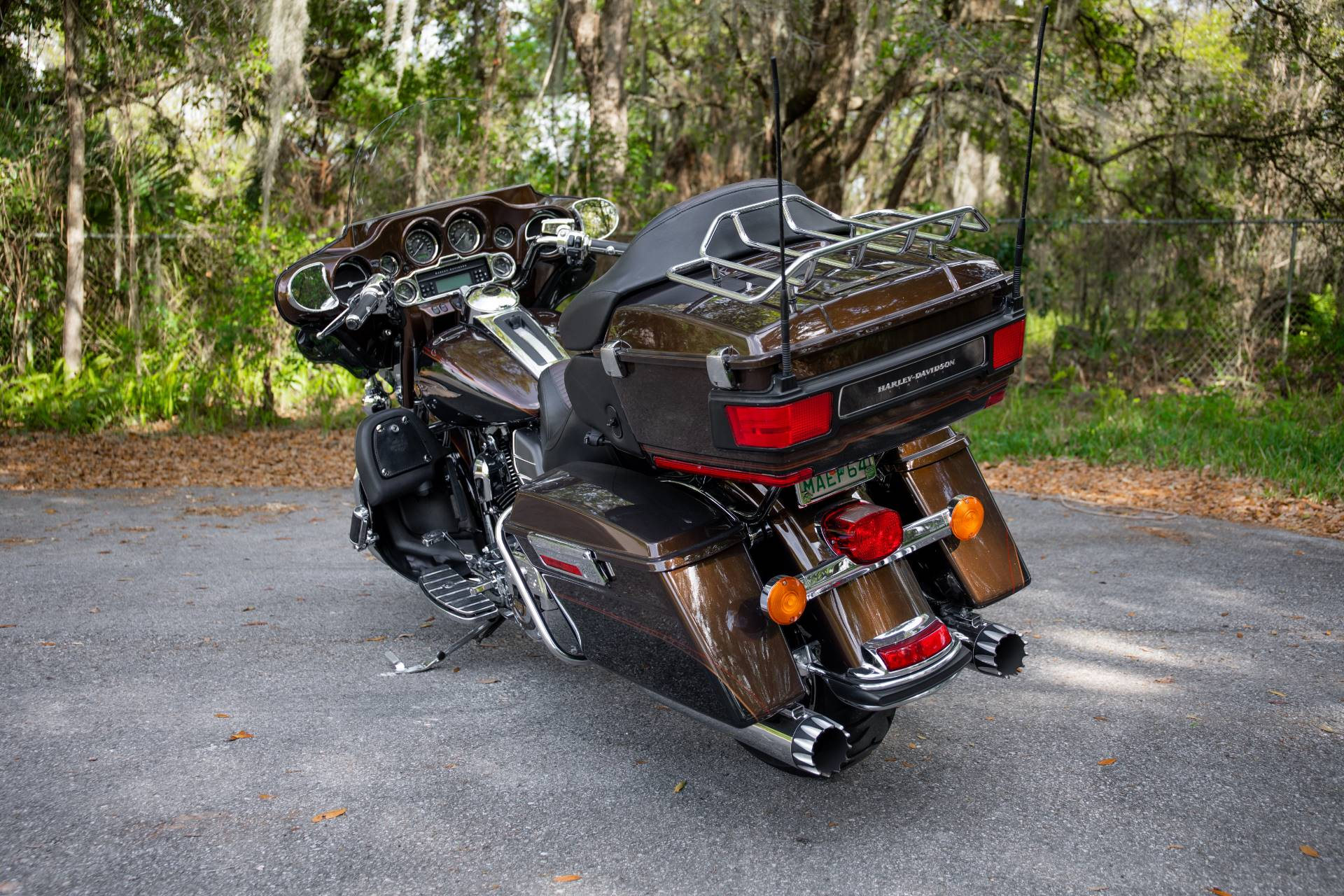 2013 Harley-Davidson Electra Glide® Ultra Limited 110th Anniversary Edition in Lakeland, Florida - Photo 25