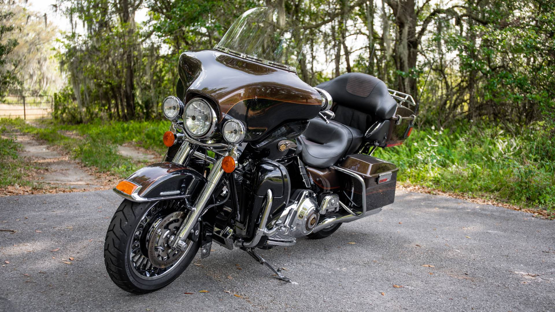 2013 Harley-Davidson Electra Glide® Ultra Limited 110th Anniversary Edition in Lakeland, Florida - Photo 30