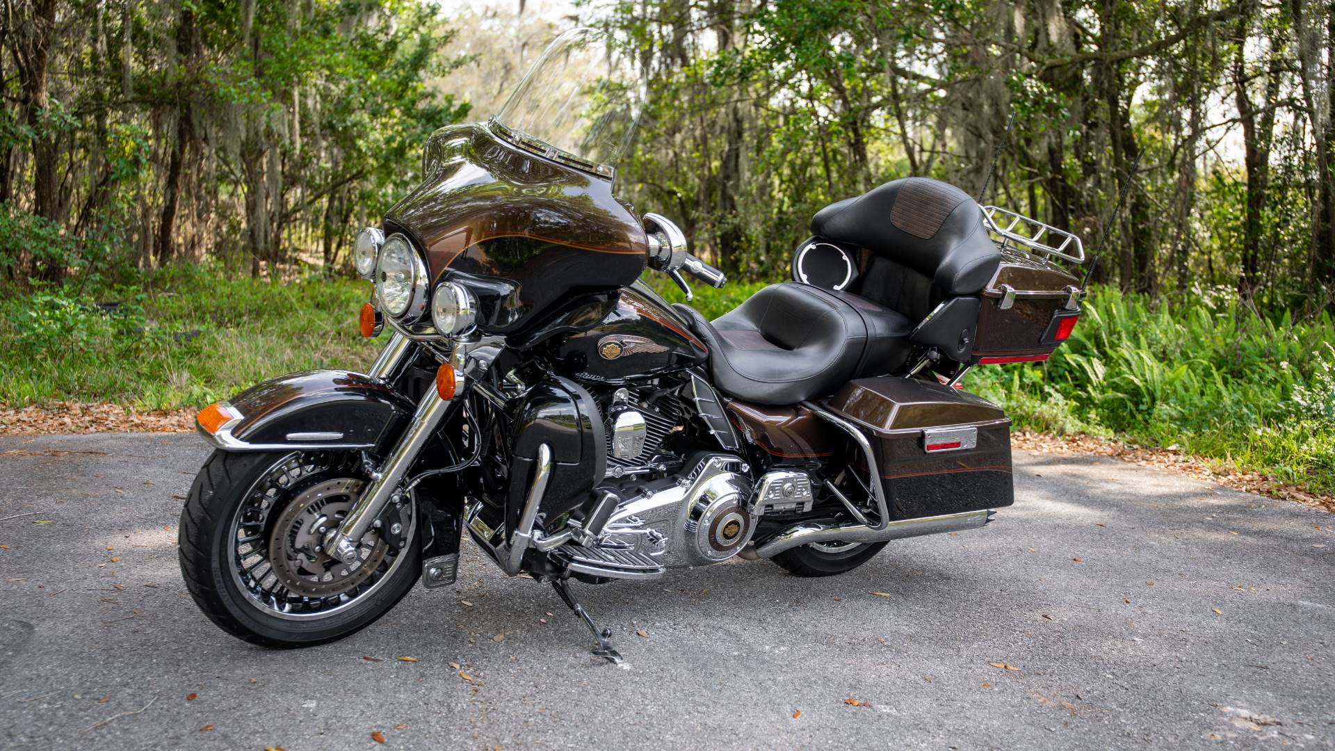 2013 Harley-Davidson Electra Glide® Ultra Limited 110th Anniversary Edition in Lakeland, Florida - Photo 31