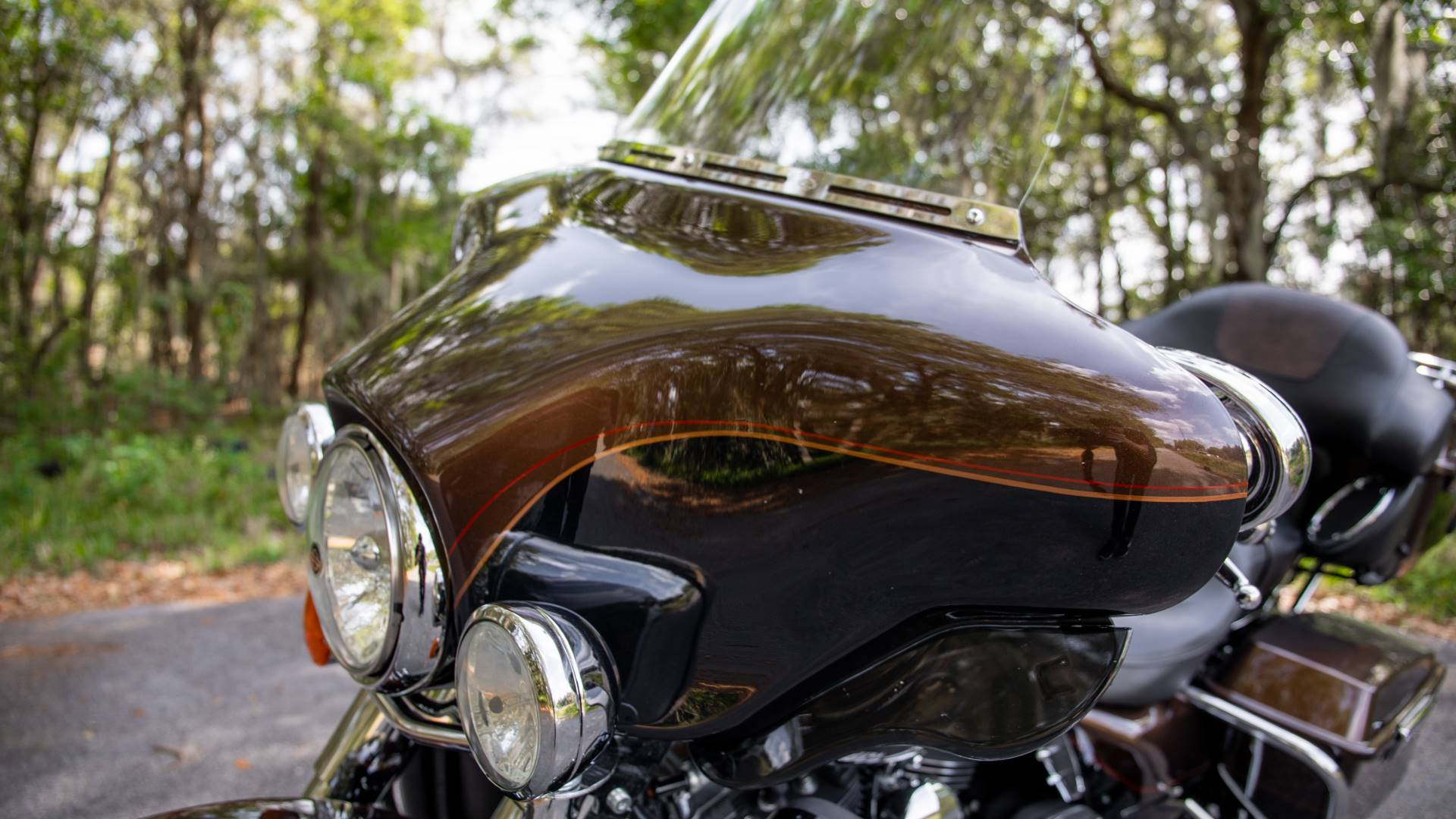 2013 Harley-Davidson Electra Glide® Ultra Limited 110th Anniversary Edition in Lakeland, Florida - Photo 39