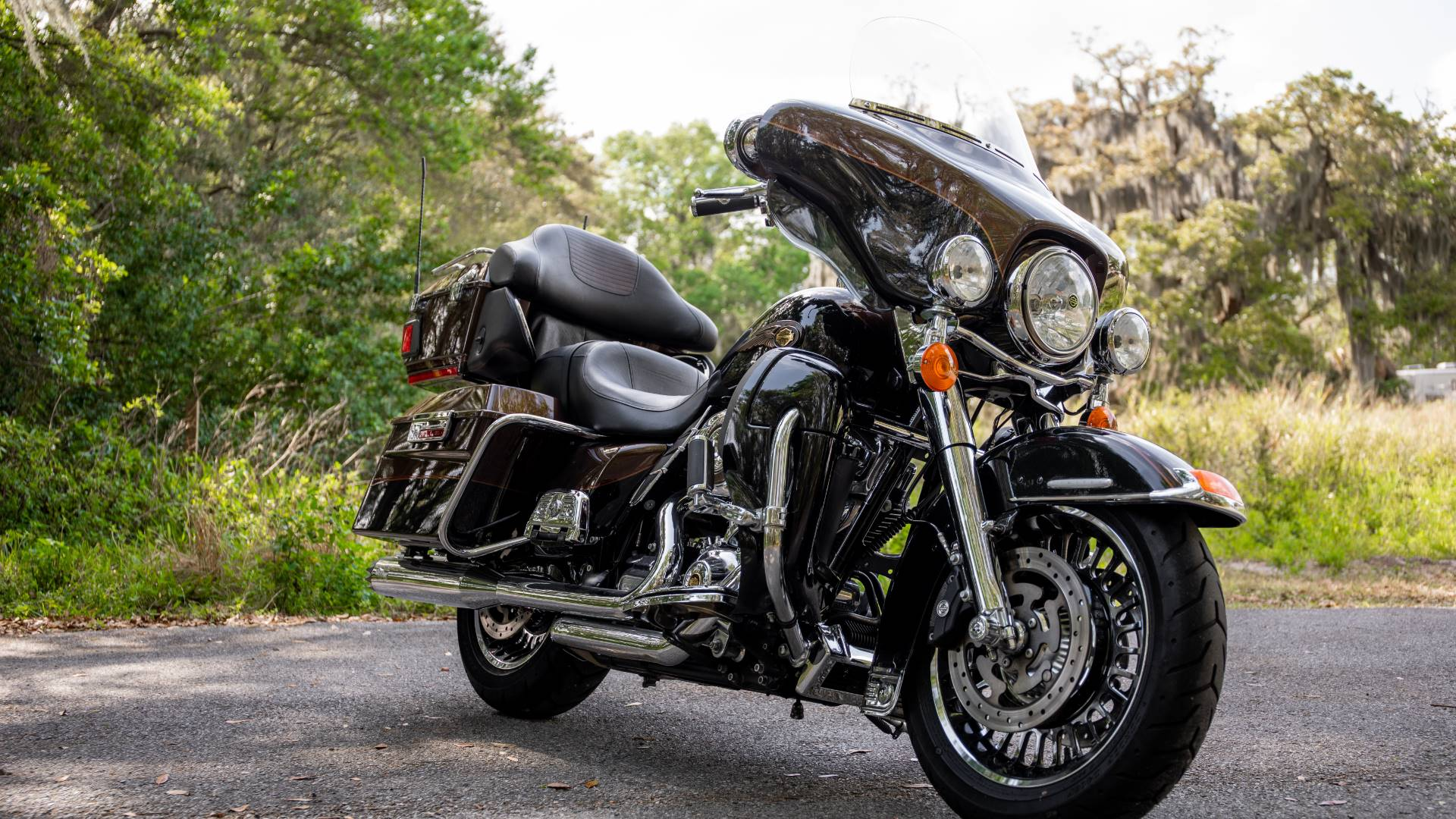 2013 Harley-Davidson Electra Glide® Ultra Limited 110th Anniversary Edition in Lakeland, Florida - Photo 2