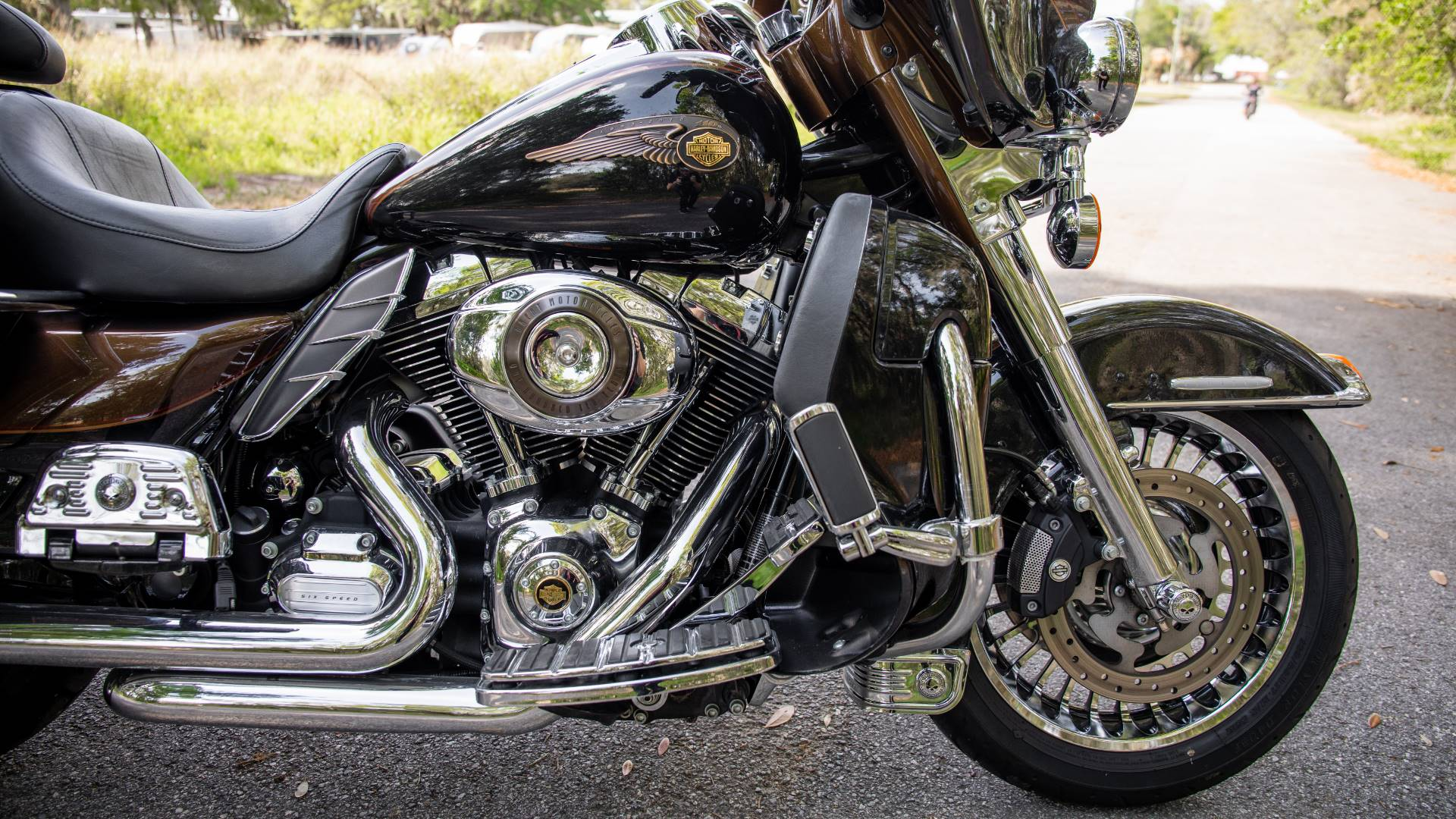 2013 Harley-Davidson Electra Glide® Ultra Limited 110th Anniversary Edition in Lakeland, Florida - Photo 45