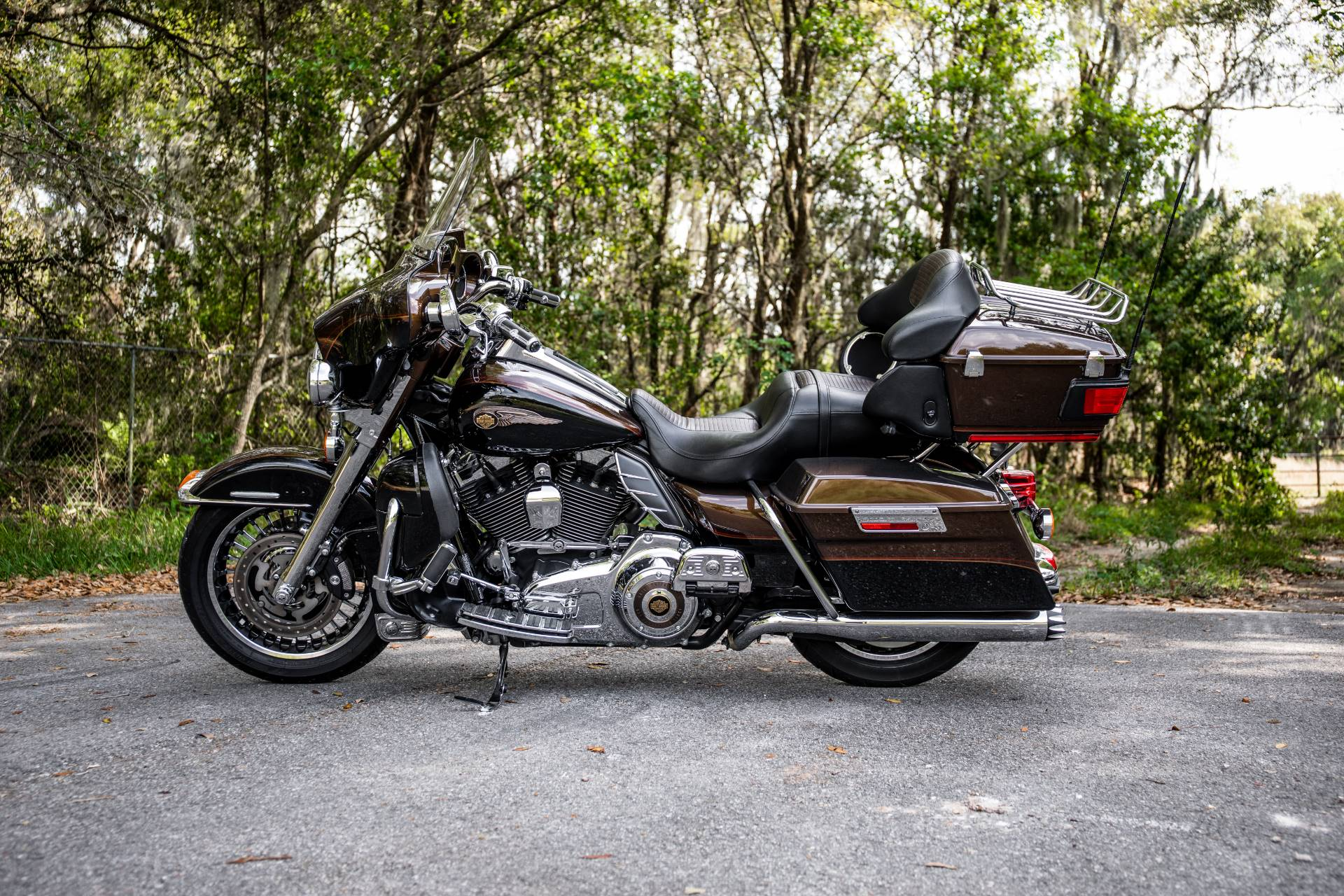 2013 Harley-Davidson Electra Glide® Ultra Limited 110th Anniversary Edition in Lakeland, Florida - Photo 1