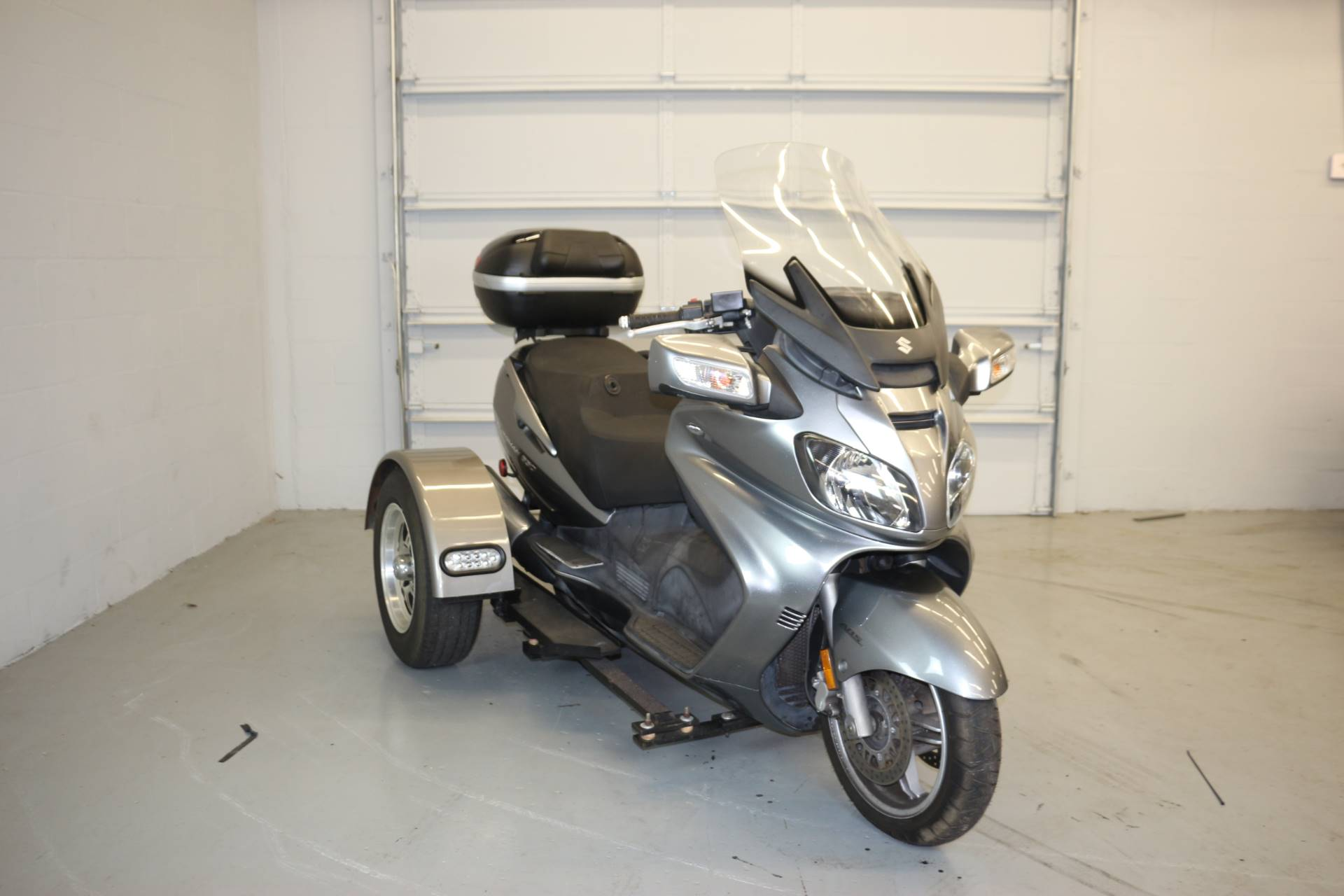 Used 2008 Suzuki Burgman™ 650 Exec Scooters in Lakeland, FL | Stock ...